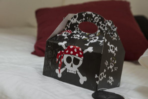 decoracion fiesta cumpleaños tipi pirata