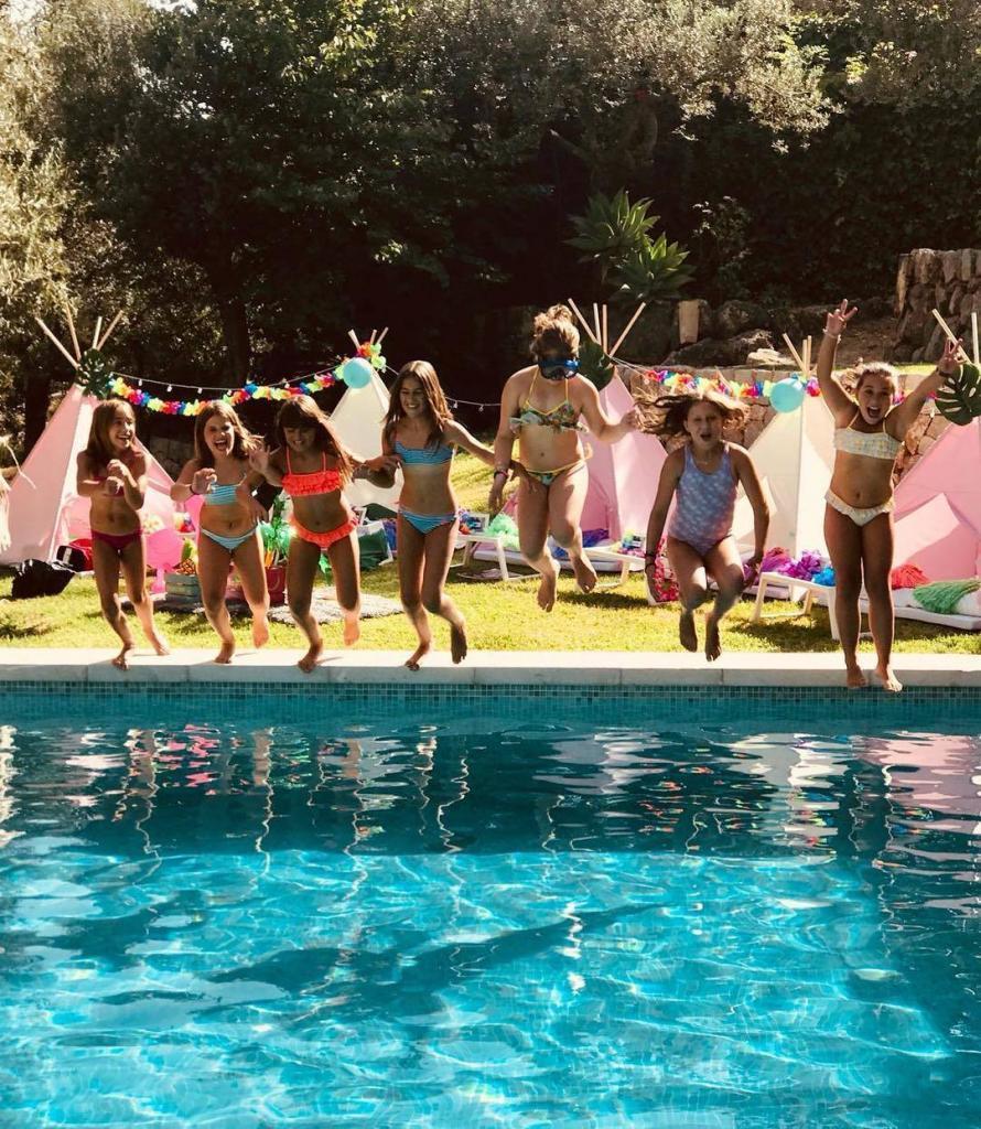 fiesta pijamas verano tipis